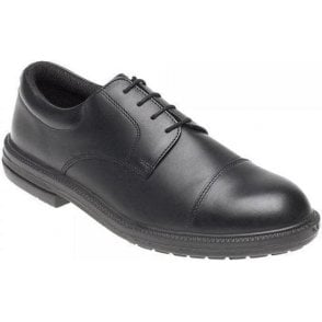 Toesavers Leather Formal Safety Shoe (910)