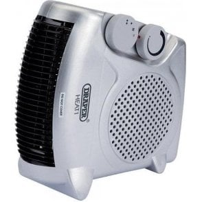 Draper Electric Fan Heater 2kW 230V