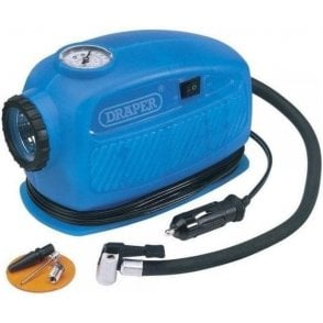 Draper Mini Air Compressor 12V