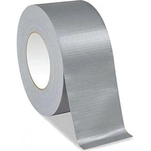 Cloth Duct Tape Silver 100mm x 50m
