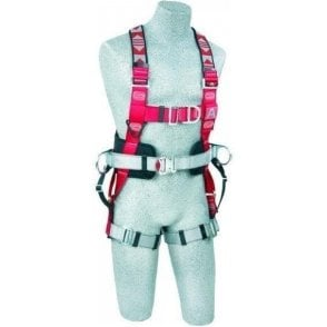 Protecta Flexa Harness with Belt (Standard Buckles)