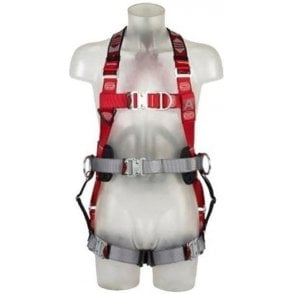 Protecta Flexa Harness with Belt (Quick Connect Buckles)