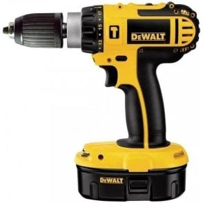 Dewalt Hammer Drill/Driver DC725KA (with Charger and 2 x 2.0Ah Batteries)