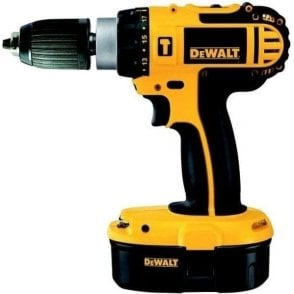 Dewalt Heavy Duty Hammer Drill/Driver DCD925B2R (with Charger and 2 x 2.6Ah Batteries in Carry Case)