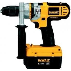 Dewalt Cordless Combi Hammer Drill DC901KL
