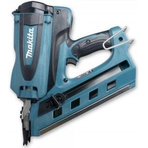 Makita Gas Nailer GN900SE (with 2 x Batteries in Carry Case)