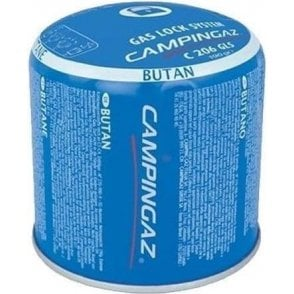 Campingaz Butane/Propane Gas Cartridge 190g (C206)
