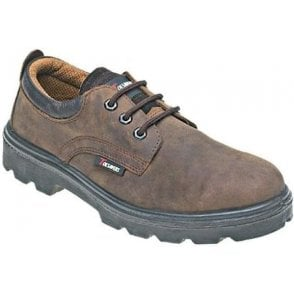 Toesavers Leather 3 Eyelet Safety Shoe (1411)
