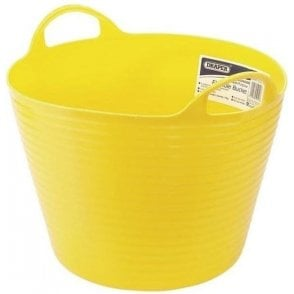 Draper Multi Purpose Flexible Bucket 28ltr