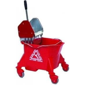 Vikan Big Mouth Kentucky Mop Bucket and Wringer