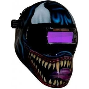 Save Phace EFP Welding Mask Tagged Venom (ADF 4/9-13 Lens)