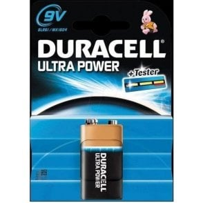Duracell Ultra M3 Battery