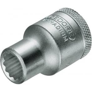 Gedore D19 Bi-Hex Socket (WW)