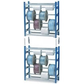 Adjustable Cable Storage Rack Extension Fitting Kit