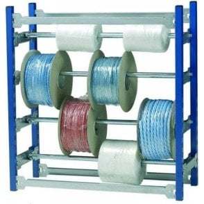 Adjustable Cable Storage Rack