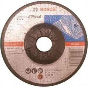 Bosch Metal Grinding Disc