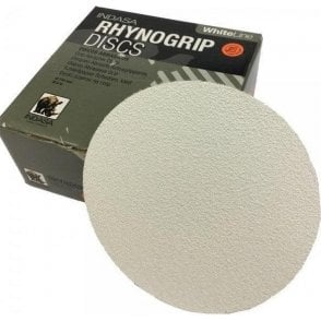 Rhynostick Self Adhesive Sanding Discs 150mm (Box of 50)