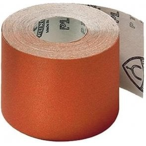 Klingspor PL31 Sandpaper Roll 93mm x 5m