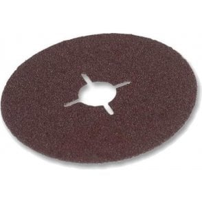 Flexovit Aluminium Oxide Fibre Sanding Disc 115mm