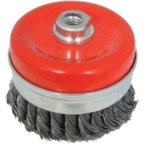 SIT Twist Knot Cup Brush 70mm x M14 x 0.35 Wire