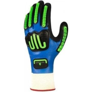 Showa 377-IP Impact Protection Gloves