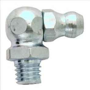Lumatic Hydraulic Nipple M10 x 1.00 x 90