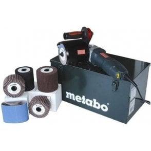 Metabo Burnisher Set SE12-115