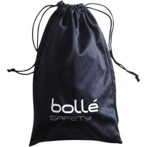 Bolle Black Microfibre Bag