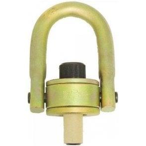 Crosby HR125M Steel Swivel Hoist Ring (ASME B18)