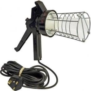 Hardman B.C Fitting Gripper Rubber Inspection Lamp 5m 240V