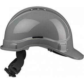 Scott Vented Push Turn Ratchet Safety Helmet (HC335)