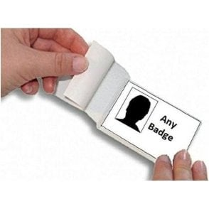 Self Cold Seal ID Laminating Pouches 65mm x 95mm (Pack of 100)