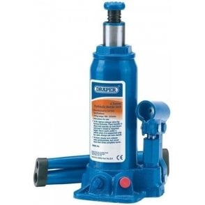 Draper Hydraulic Bottle Jack 4 Tonne