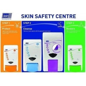 Deb Stoko 3-Step Large Skin Protection Centre