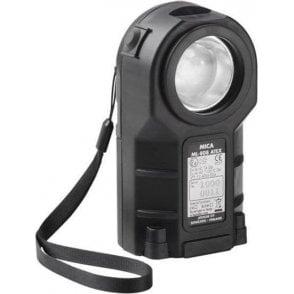Lumin Atex Rechargeable LED Compact Handlamp ML808