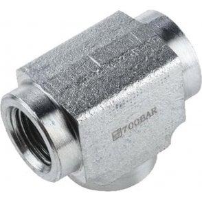 Enerpac FZ-1612 High Pressure Tee Fitting