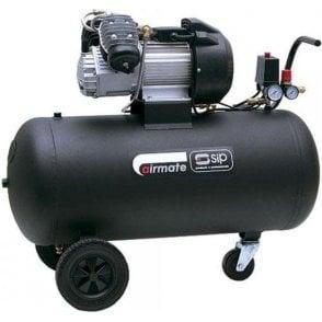 SIP Airmate TN3/100-D Oil Lubricated Air Compressor