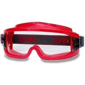 Uvex Red Gas Tight Goggles