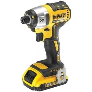Dewalt XR Brushless Impact Driver DCF886D2 (with 2 x 2.0Ah Li-Ion Battery)