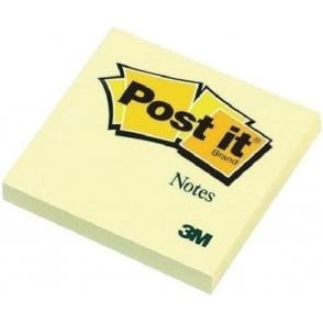 Post It Notes 3-Inch x 3-Inch (Pack of 12)