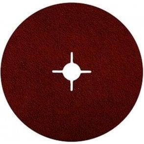 Flexovit Aluminium Oxide Fiber Disc 115mm x 22mm