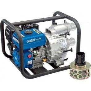 Draper Expert Petrol Trash Water Pump 750ltr/min 7HP