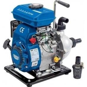 Draper Expert Petrol Water Pump 85ltr/min 2.5HP