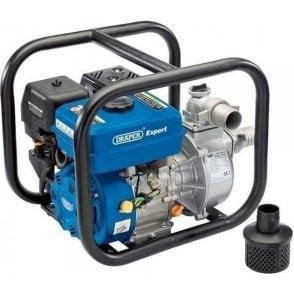 Draper Expert Petrol Water Pump 50mm 500ltr/min 7HP