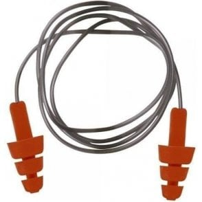 Portwest Reusable TPE Corded Ear Plug (50 Pairs) (EP04)