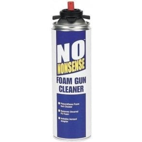 No Nonsense Foam Gun Cleaner