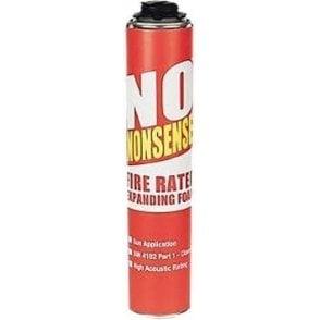 No Nonsense Fire Rated Expanding Foam Gun Grade