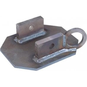 DBI-SALA Advanced Bare Steel Uni-Anchor with Tie-Off for Fall Arrest Post