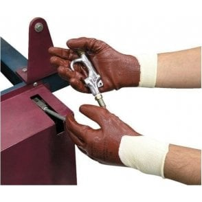Matrix Grip Full Coat Gloves