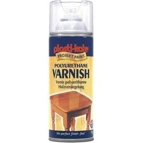 Plasti-Kote Varnish Spray 591